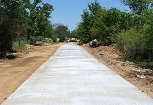 Slipform Concrete Paving Services